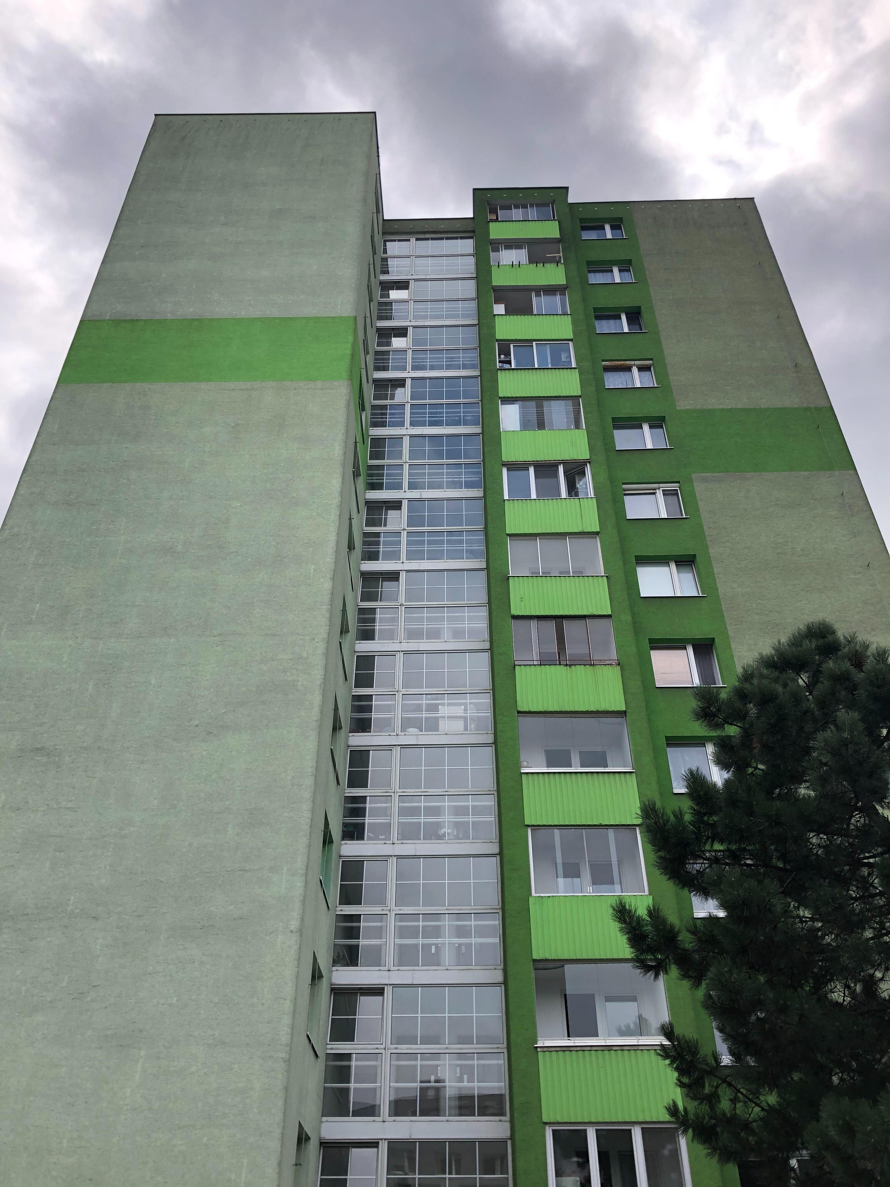Bytový dom: Lietavská 9, Bratislava