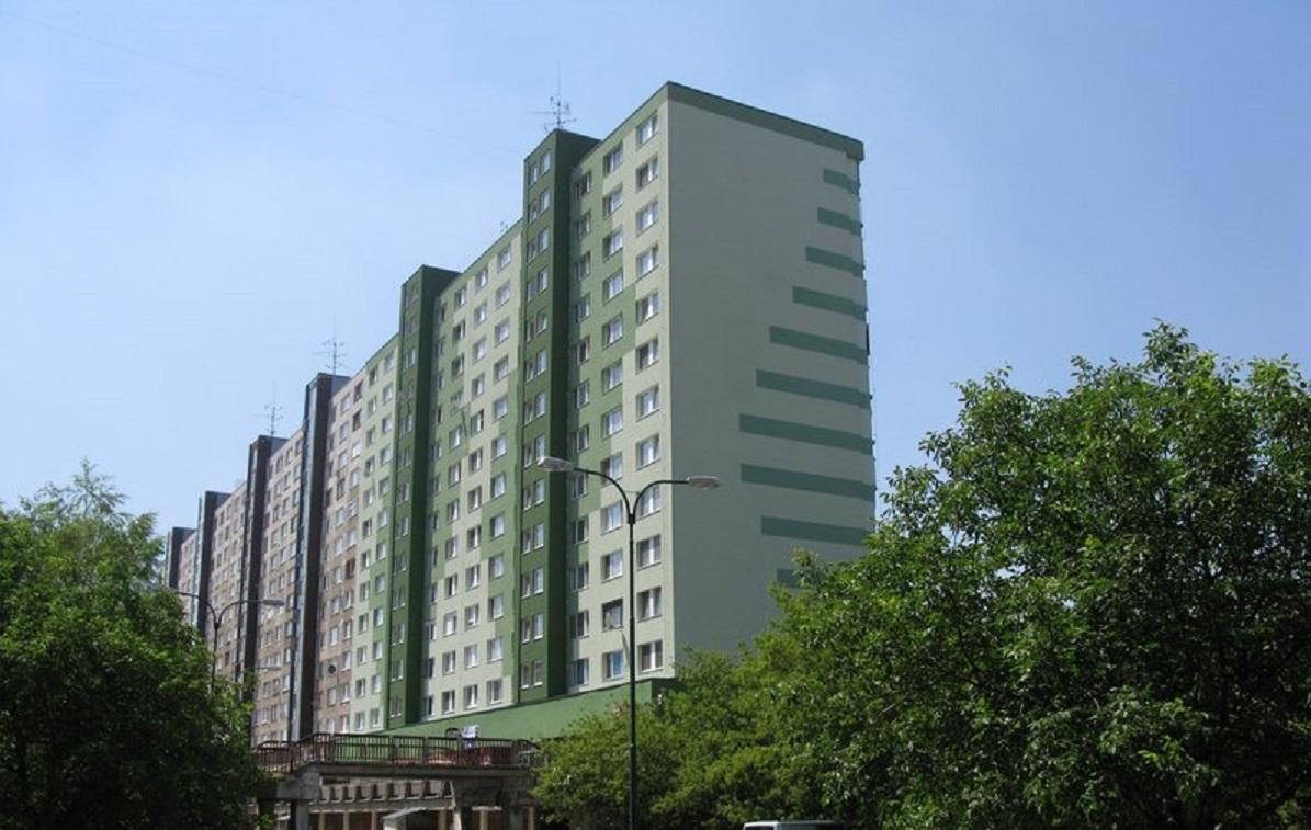 Bytový dom: Jasovská 2, 4, Bratislava