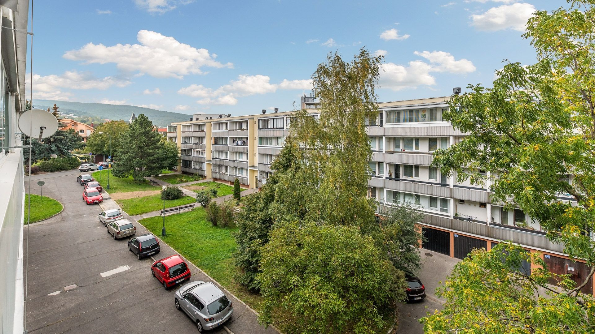 Bytový dom: Novohorská 12 - 20, Bratislava