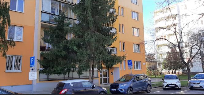Bytový dom: Jadrová 1 - 19, Bratislava