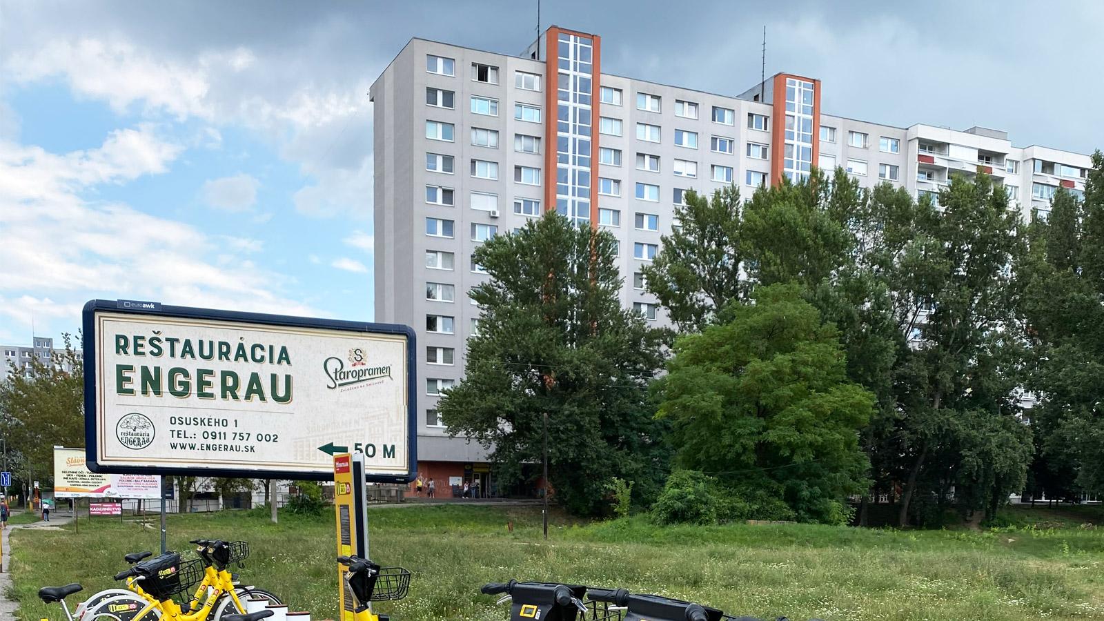 Bytový dom: Rovniankova 5, 7, Bratislava